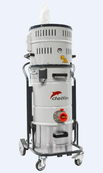 ASPIRATORE DELFIN MTL 202DS